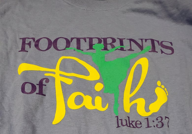 Image of Footprints of Faith