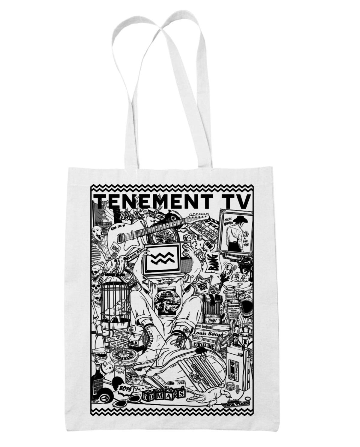 Image of TTV10 Tote Bag