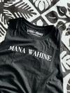MANA WAHINE RACERBACK CROPPED TANK • ʻELEʻELE