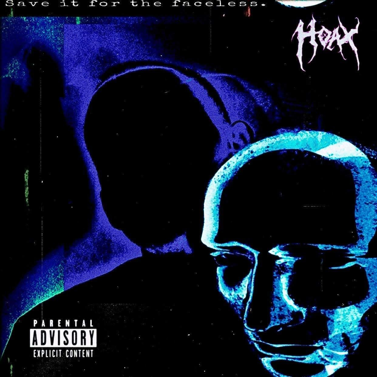 """Image of HOAX """"Save It For The Faceless"""" (CD)"""
