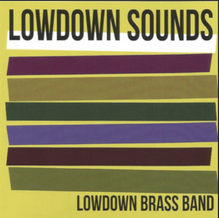 Image of LowDown Sounds CD ONLY