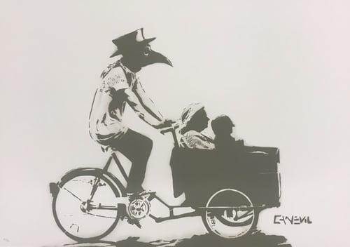 Image of Canevil - Mourning Rush (grey ed)