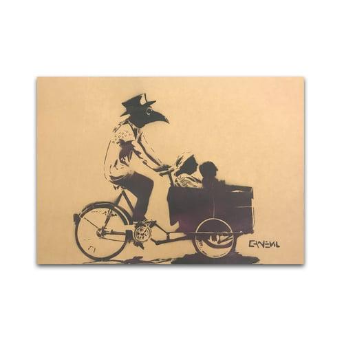 Image of Canevil - Mourning Rush (cardboard)