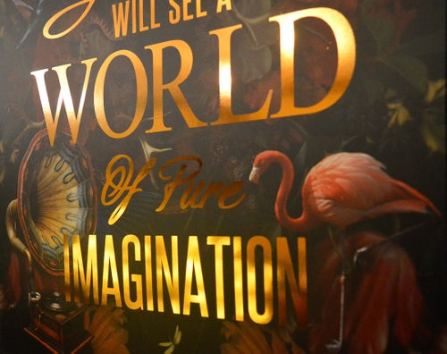 Image of Pure Imagination Limited Edition