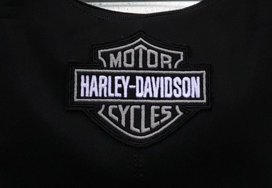 Black Harley Patch Grab Bag