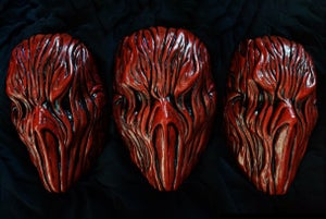 "Image of ""Entity"" Mask (Click to view styles)"