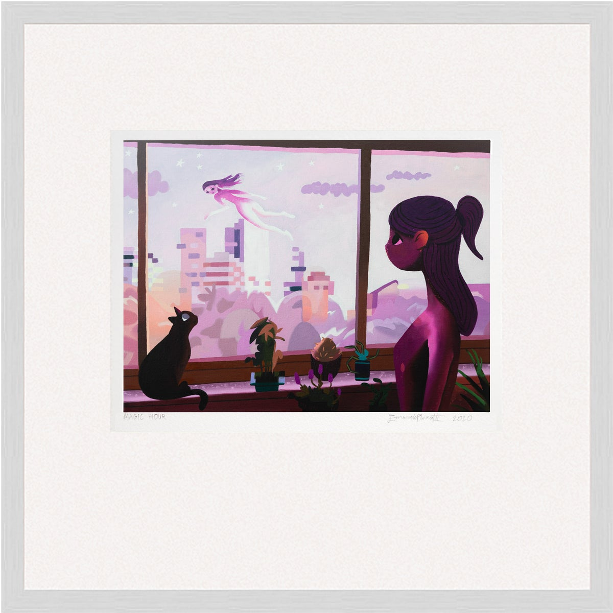 Image of Magic Hour - Framed