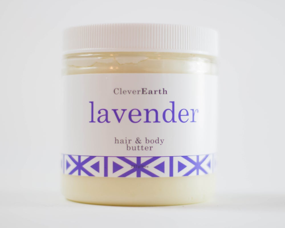 Image of Lavender Hair & Body Butter