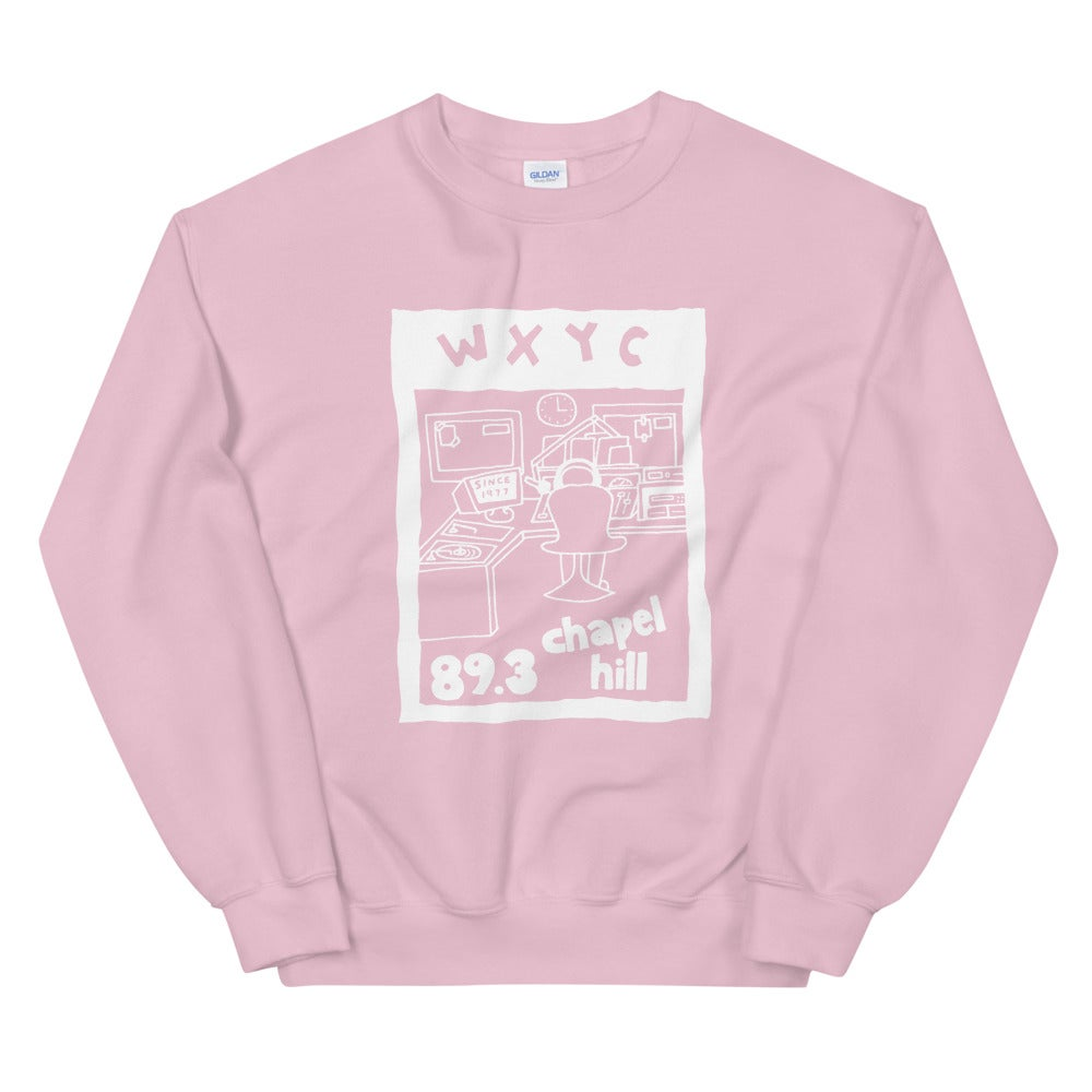 Image of in the station Sweatshirt