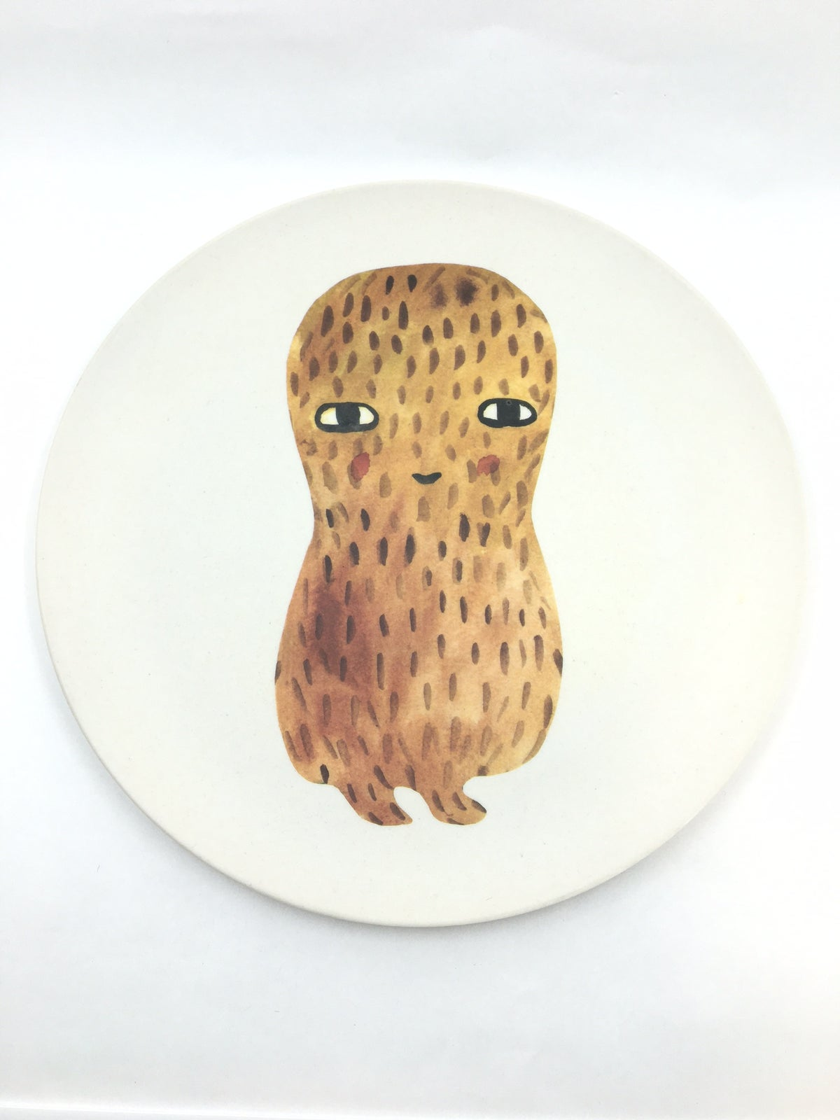Recycled Bamboo Plates by Donna Wilson
