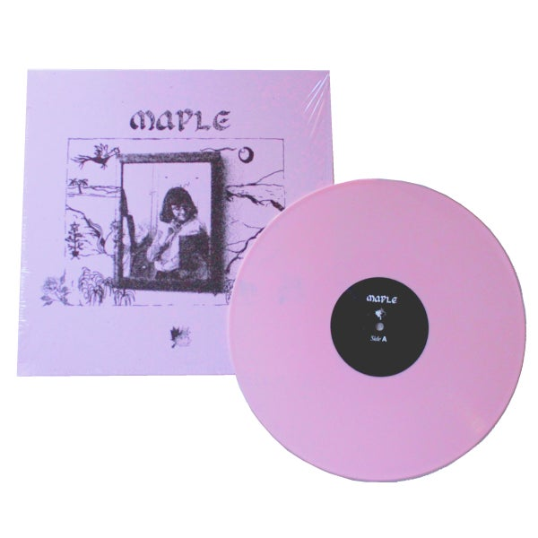 "Image of WYATT SMITH ""Maple"" LP"