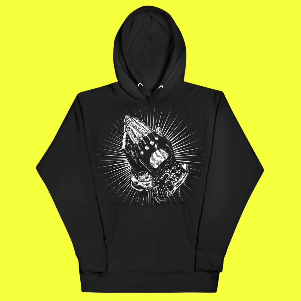 Image of PRAY PULL OVER HOODIE