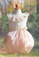 Image 5 of Lara Vintage Netting Primrose Dress & Sunsuit