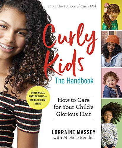 Image of 'Curly Kids: The Handbook' by Lorraine Massey & Michele Bender