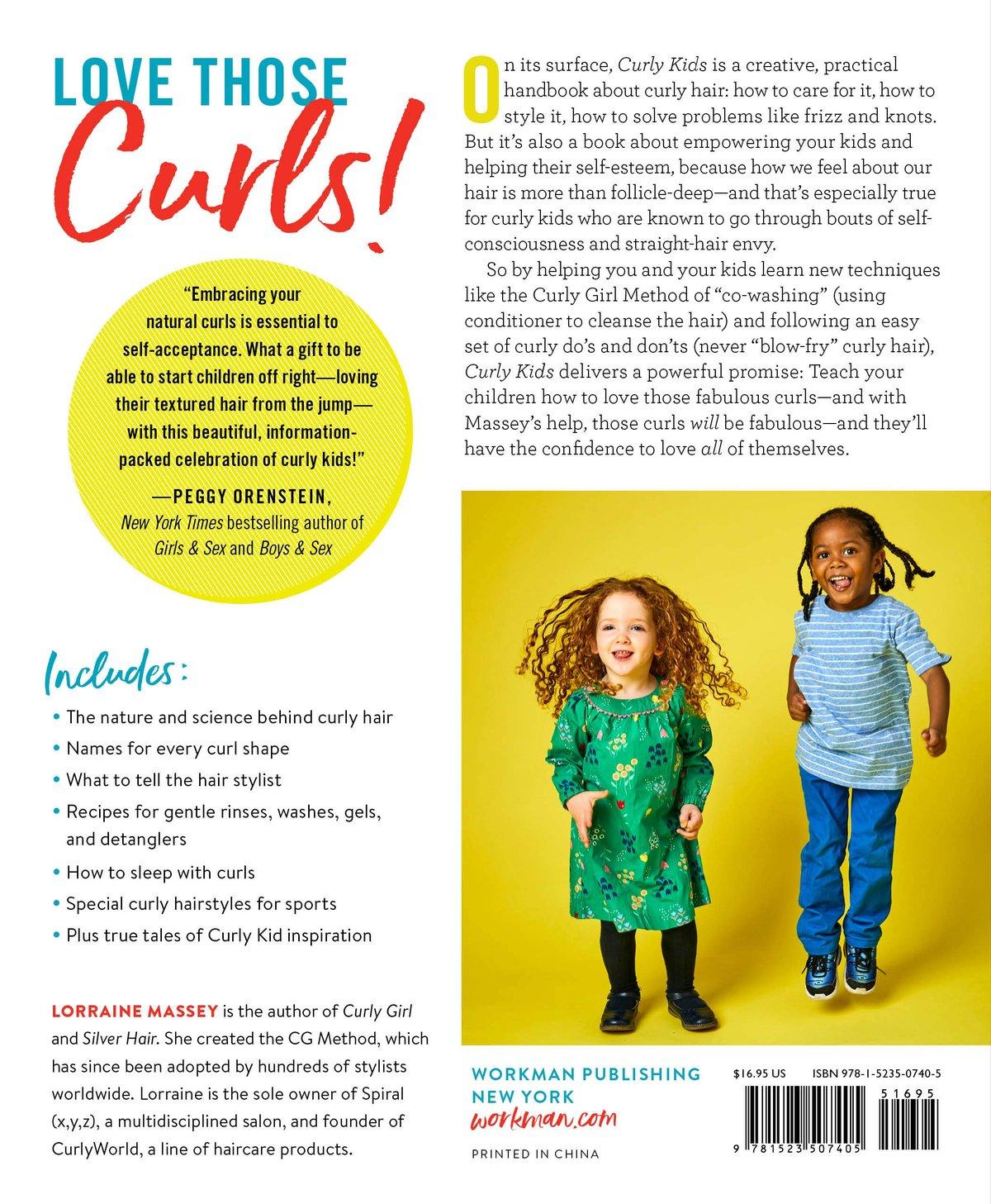 Image of 'Curly Kids: The Handbook' by Lorraine Massey & Michele Bender