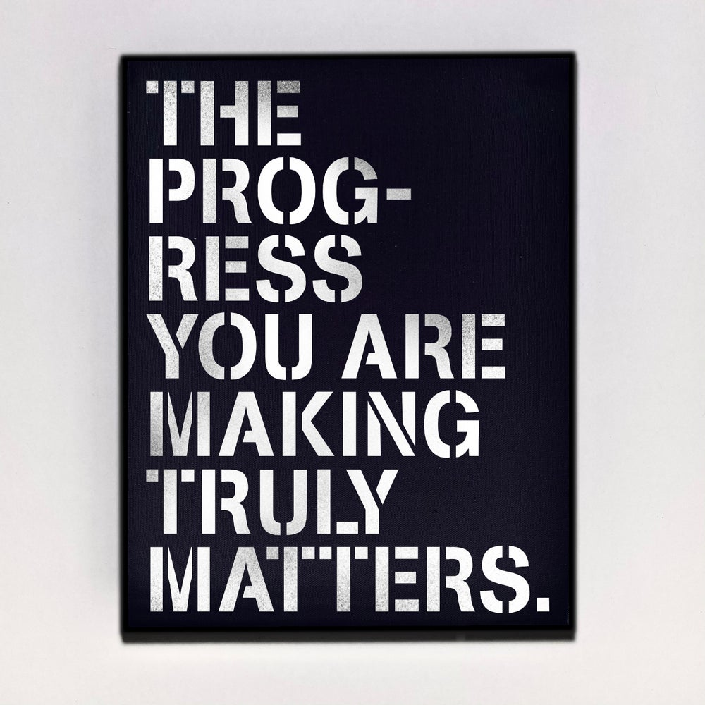 """Progress"" Canvas"
