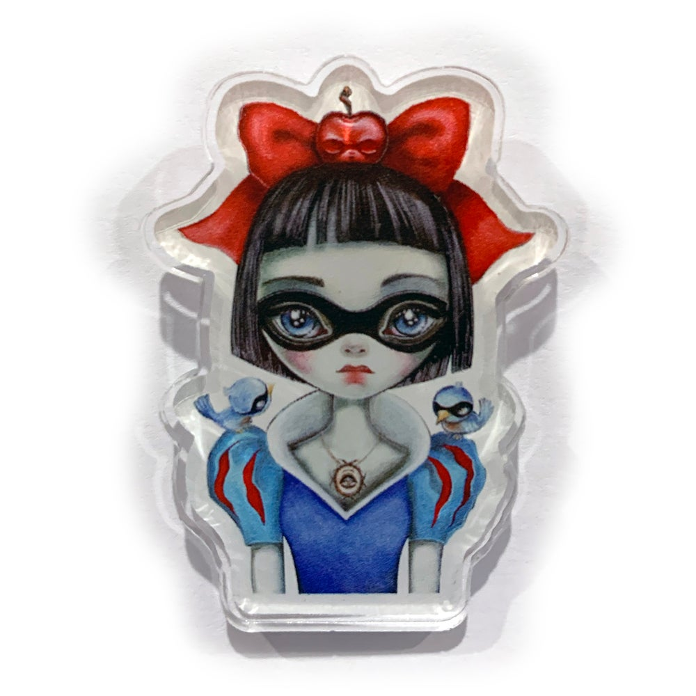 Image of Gala Thief (Acrylic Pin)