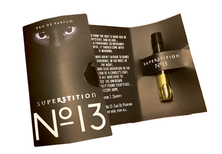 Image of Superstition No. 13 Unisex Eau De Parfum [SAMPLE SIZE]