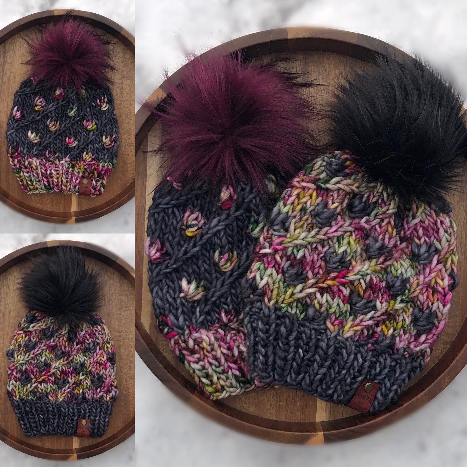 Image of Custom hat-you choose no pom