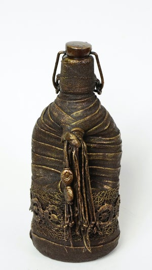 Image of Bottle With Handle
