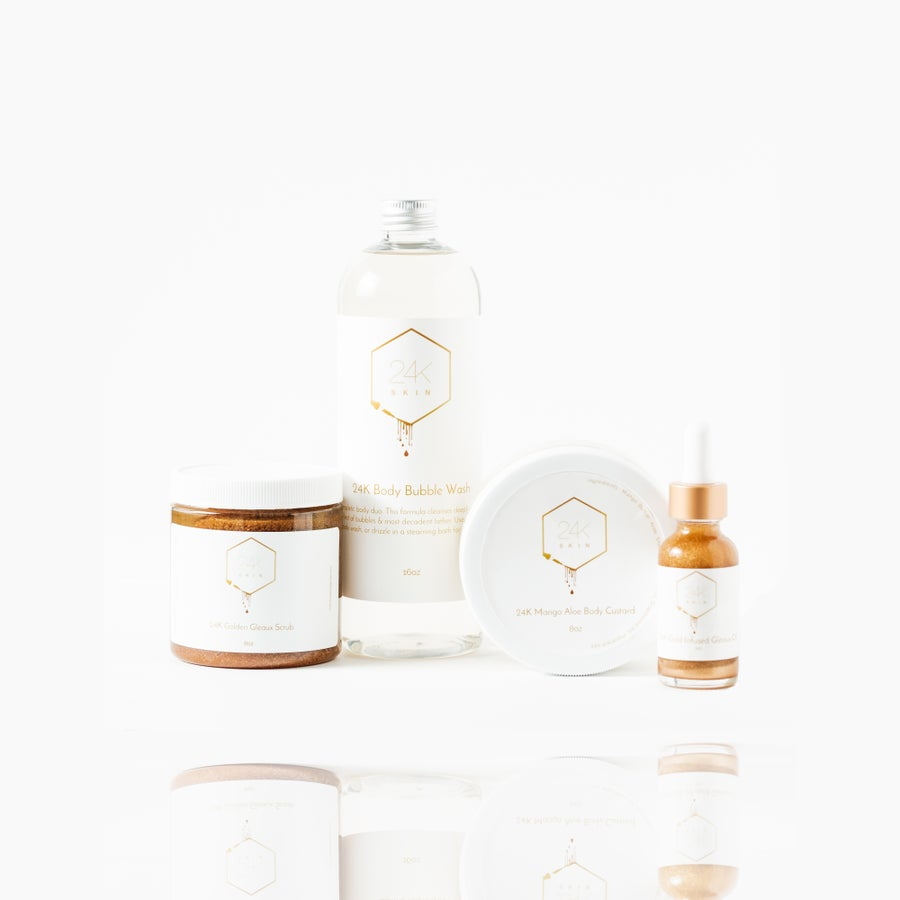 Image of Self care Spa Bundle