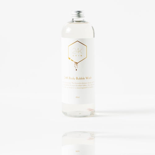 Image of 24K Skin Bubble wash