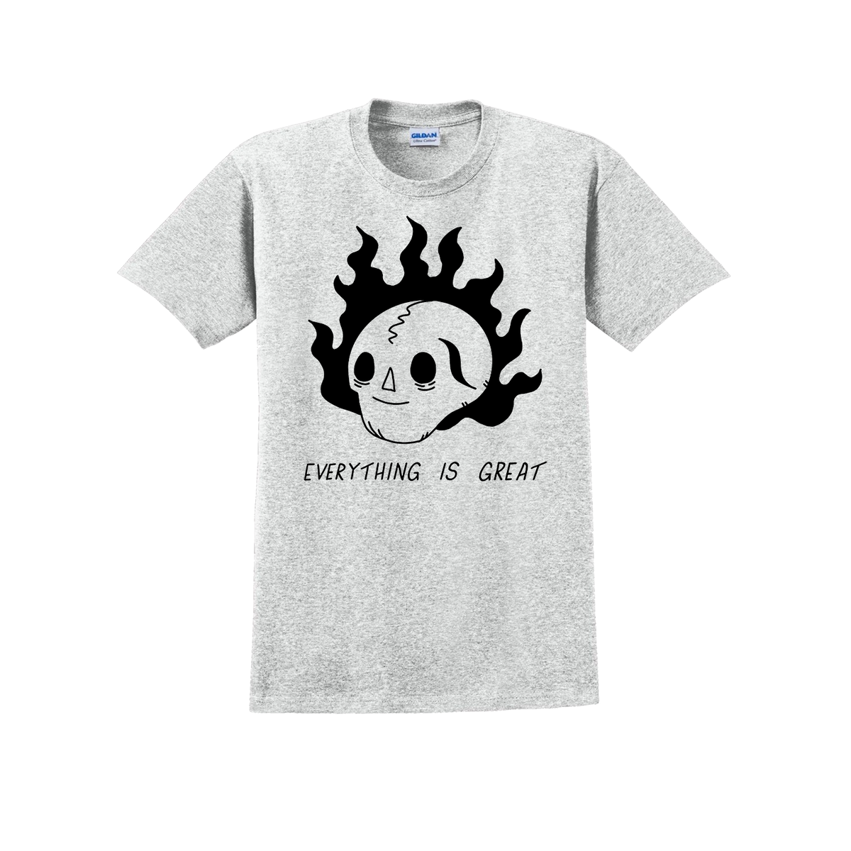 Image of Everything Is Great (ash grey)