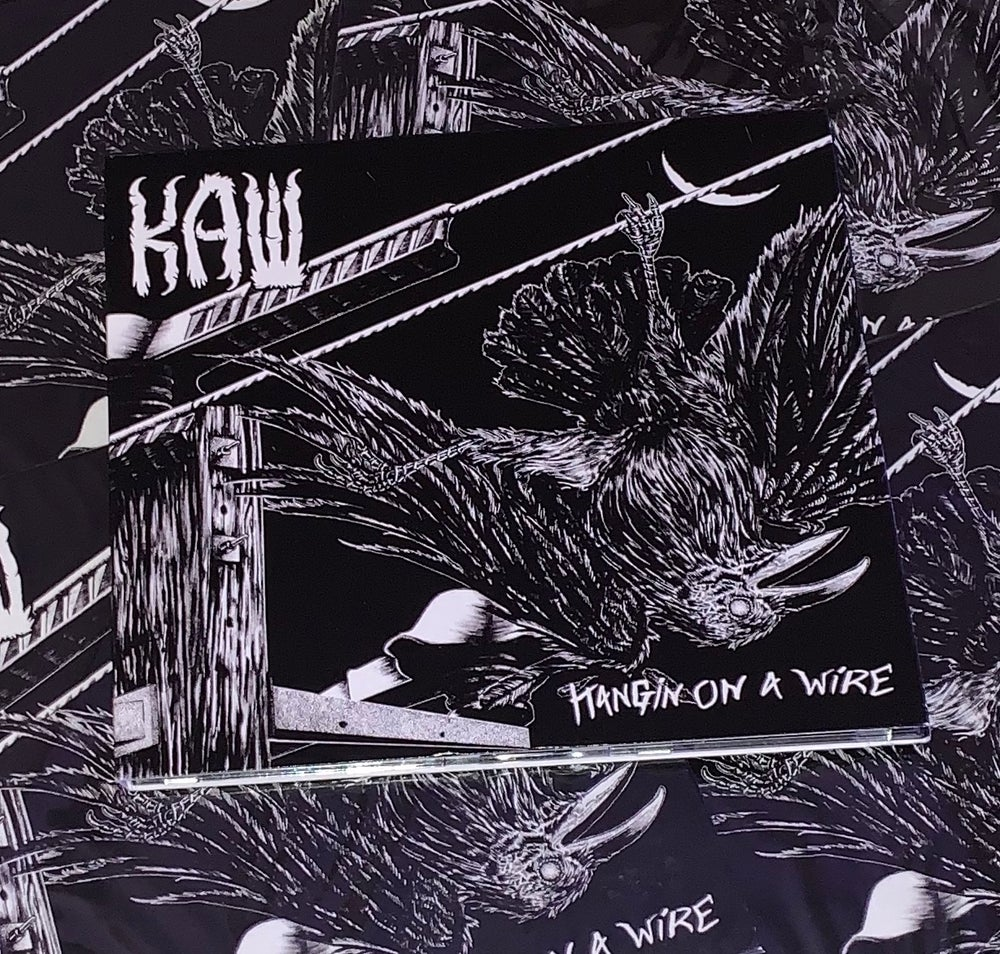 KAW - Hangin' On A Wire - CD