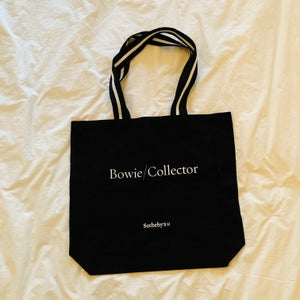 Image of David Bowie Sotheby's Tote