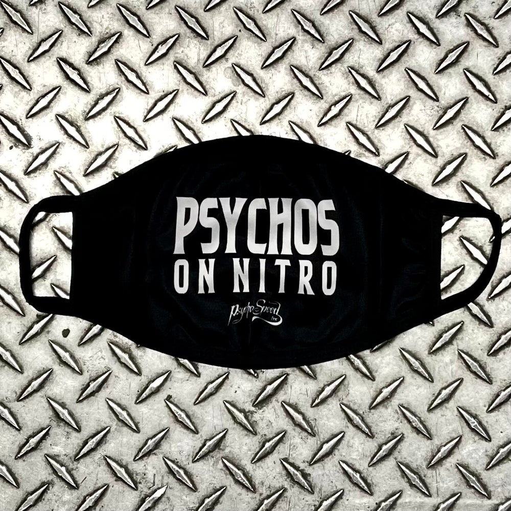 Image of Psychos On Nitro Mask
