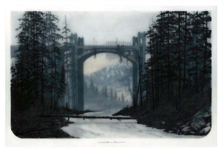 Image of THE ARCH LIMITED EDITION PRINT
