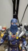 Hooded commander