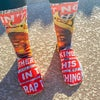 Ain't No Other King in this Rap Thing Biggie Socks