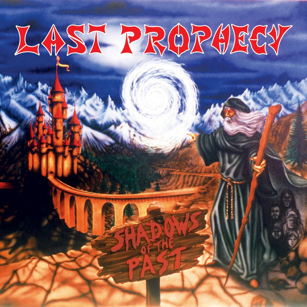 LAST PROPHECY - Shadows Of The Past 2CD