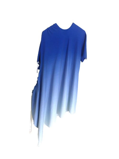 Image of Shift OZ - Organic Jersey - Blue Gradient