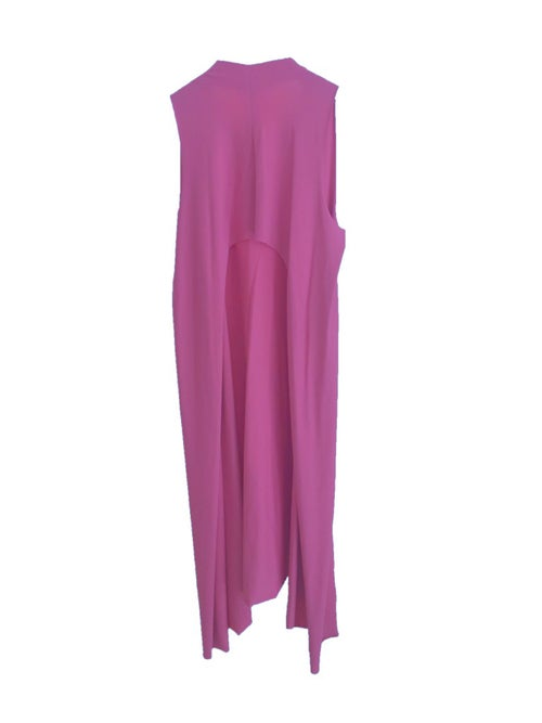 Image of Dress 2 - Organic Jersey - Raspberry