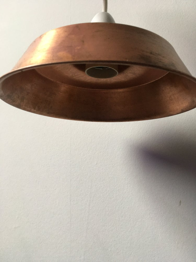 Image of Café Style Copper Shade
