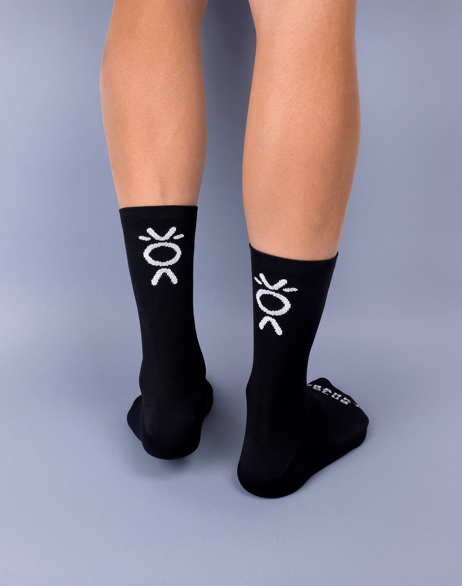 Image of Unhappy Socks - Black