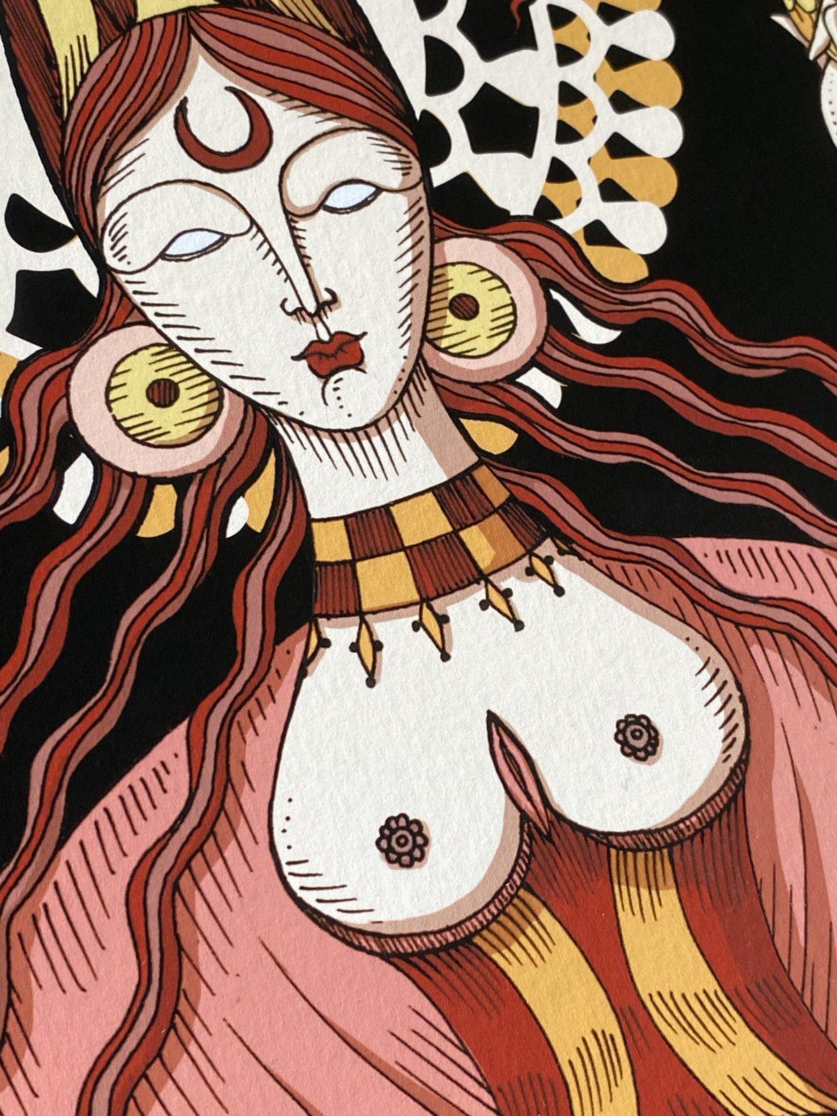 Image of Santa MAMA - collezione Santi inesistenti
