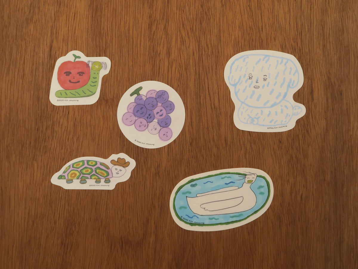 Image of Stickers of Joy