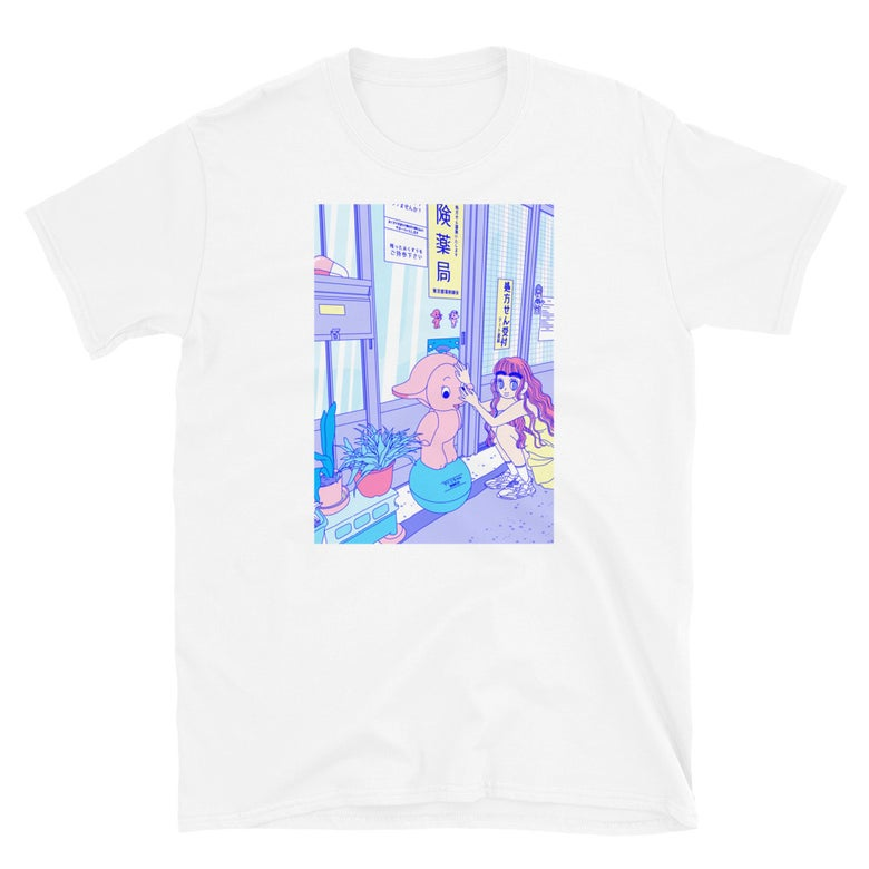 Image of Tokyo slice of life T-shirt