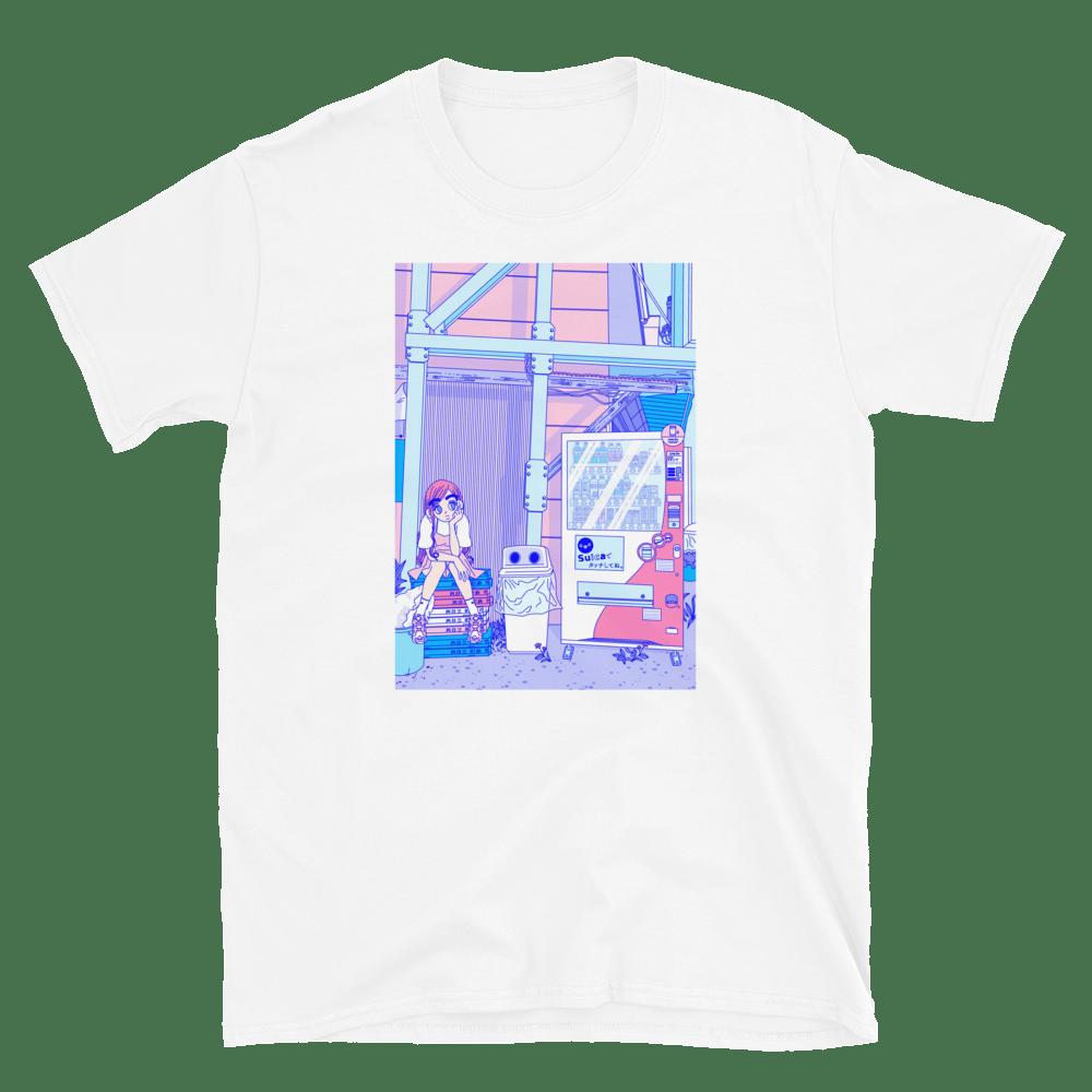 Image of Tokyo neighborhood T-shirt