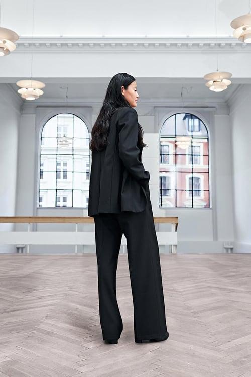 Image of Suit 2 Jacket - Wool - Black