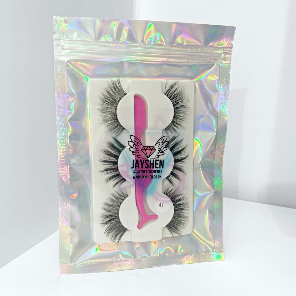 Image of Set of 3 Faux Mink Lashes