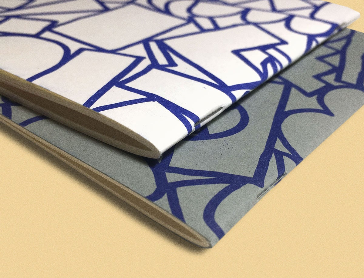 Image of SQUARE NOTEBOOK