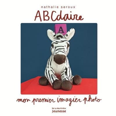 """Image of """"ABCDaire"""" de NATHALIE SEROUX LIVRE PHOTO JEUNESSE"""