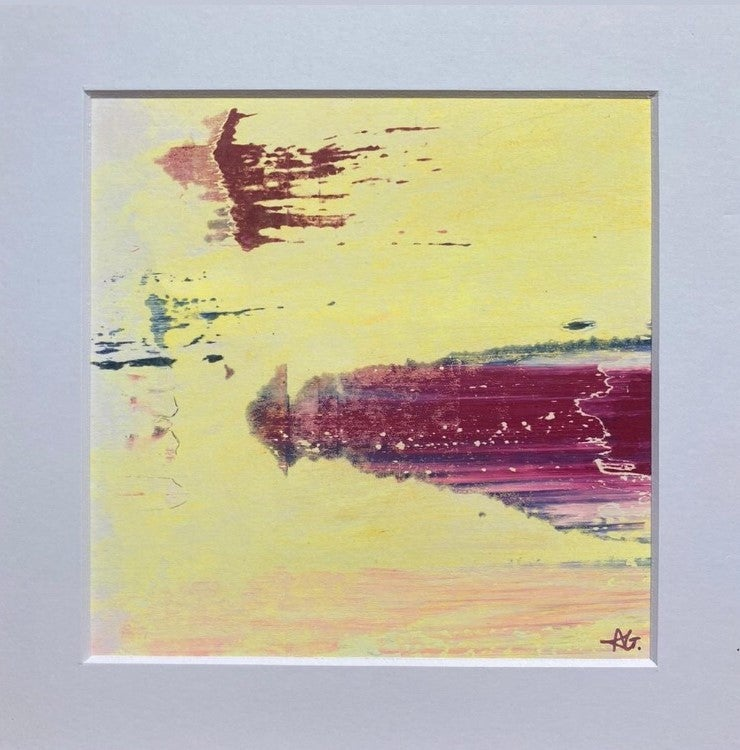 Image of Mini Flow, Yellow Zing III