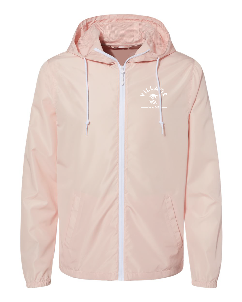 Image of VM Rise Windbreaker - Blush