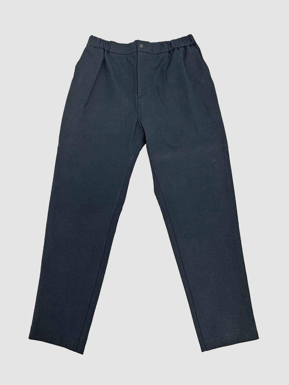 Image of Maja Brix & Aarstiderne - Trousers - Black Cotton