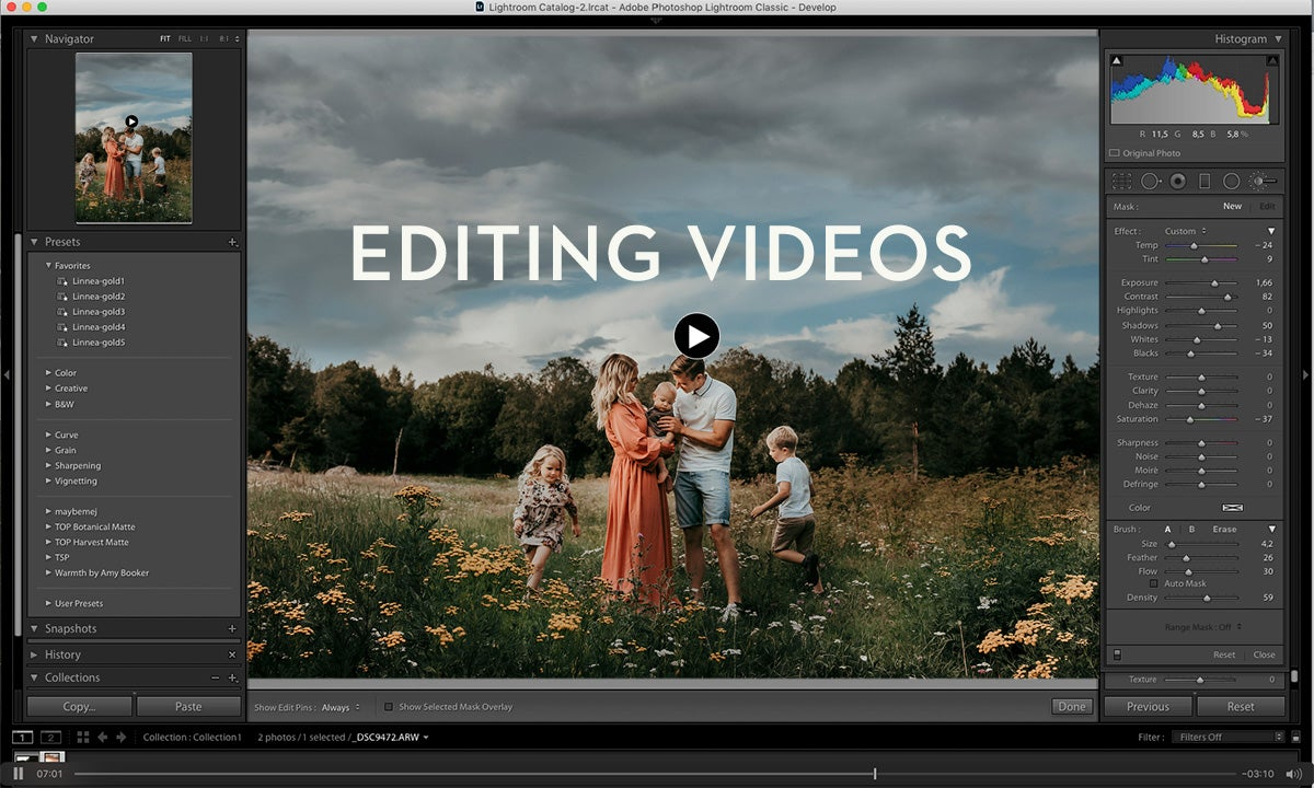 Image of Lets be creative - Editing videos